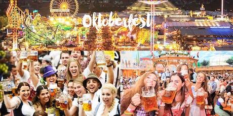 Oktoberfest 2019 : Fête de la bière Munich billets