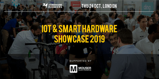 IoT and Smart Hardware Showcase 2019 - Startups and Technology Providers