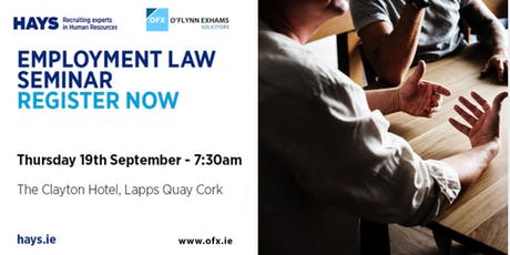 Employment Law Update: Recent changes, trends and what's on the horizon? tickets