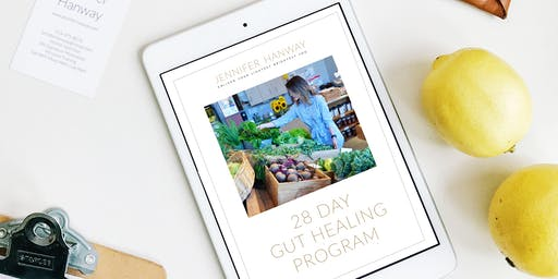 28 Day Guided Gut Healing Program Group Challenge!