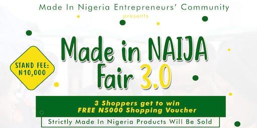 Made In Naija Fair 3.0