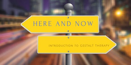 Introduction to Gestalt Therapy tickets