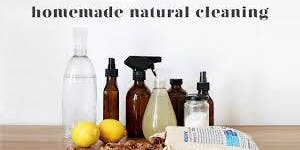 Kitchen cleaners Workshop- How to Make Your Own & Cut Down On Plastic & Chemicals £15 per person