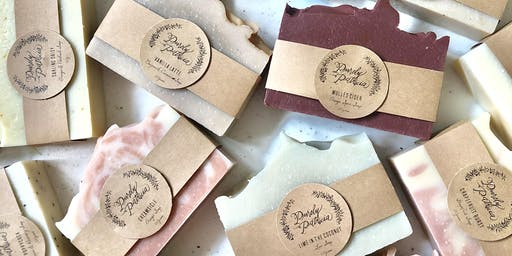 Introduction to Soap Making at Social Art with Purely Patricia
