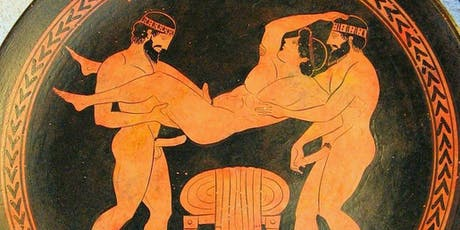 Divine Madness: Greeks Behaving Badly  - Wine Tasting tickets