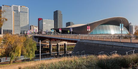 New London Architecture Walking Tour - Queen Elizabeth Olympic Park tickets