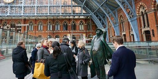 New London Architecture Walking Tour - King's Cross St Pancras
