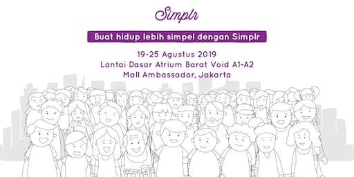 Buat Hidupmu Lebih Simpel dengan Simplr