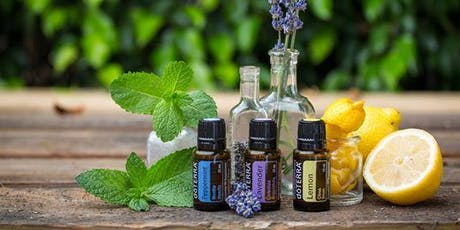 Essential Oil Workshop - 12th Sept tickets