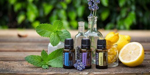Essential Oil Workshop - 12th Sept