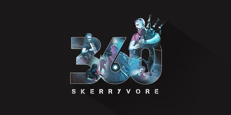 Skerryvore 360 Winter Tour, with Trail West tickets