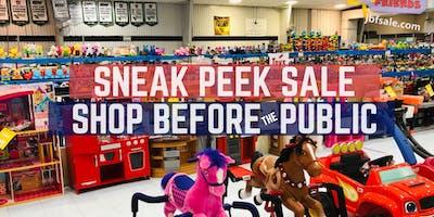 Sneak Peek Sale | BEST DEAL DAY ($10/Door Each)