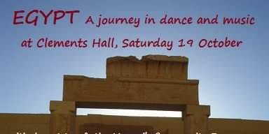 EGYPT A Journey In Dance And Music