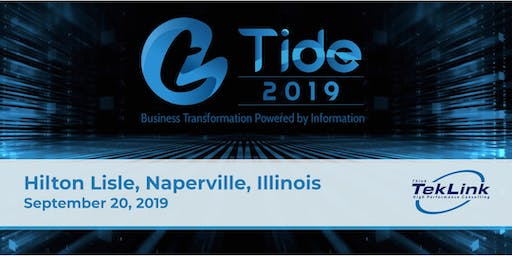 TekLink Innovation Day Event -  TIDE 2019