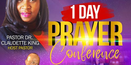 1 Day Prayer Conference: From Panic to Power: Be Wholly Restored tickets