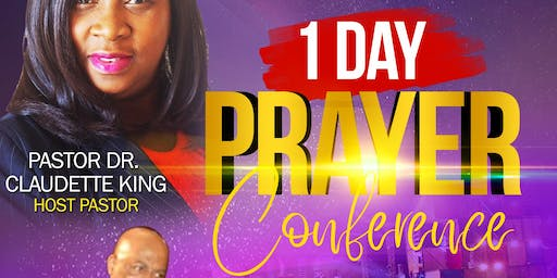 1 Day Prayer Conference: From Panic to Power: Be Wholly Restored
