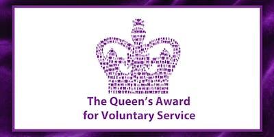 Queens Award for Voluntary Service Presentation