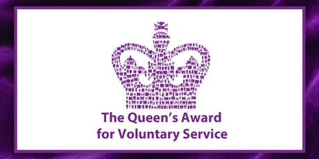 Queens Award for Voluntary Service Presentation tickets