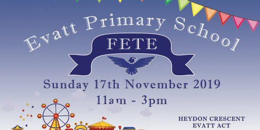 Evatt Primary School Fete