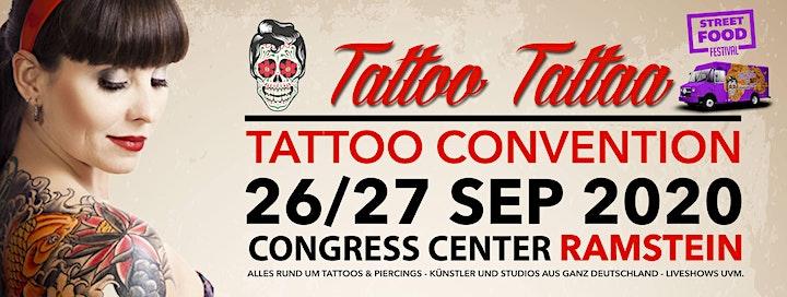"""Tattoo Convention Ramstein """" TattooTattaa"""": Bild"""