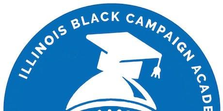 Illinois Black Campaign Academy tickets