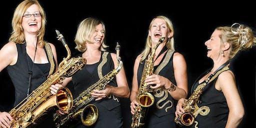 Pavelló de Música: Sistergold, quartet de saxofon