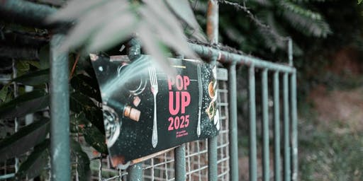 POP UP 2025: Dinner Event No. 4/25