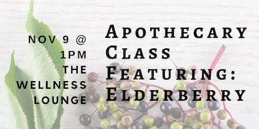 Apothecary DIY: Elderberry
