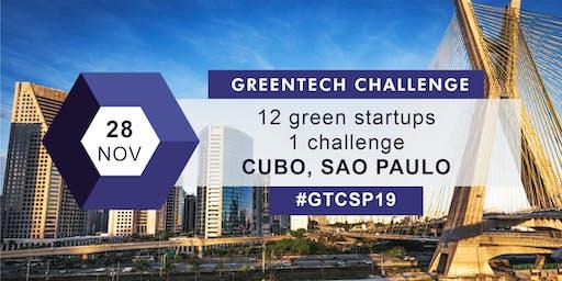 GREENTECH CHALLENGE Investor Day Sao Paulo 2019