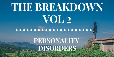 DSM-5 Vol. 2: The Breakdown of Personality Disorders CEU tickets