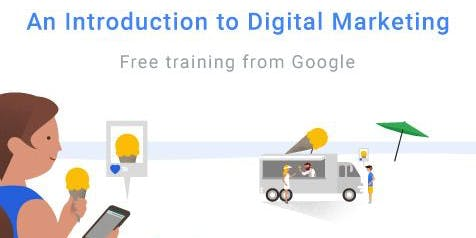 免費 - Google Digital Garage: An Introduction to Digital Marketing (Cantonese Speaker)