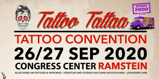 "Tattoo Convention Ramstein "" TattooTattaa"""