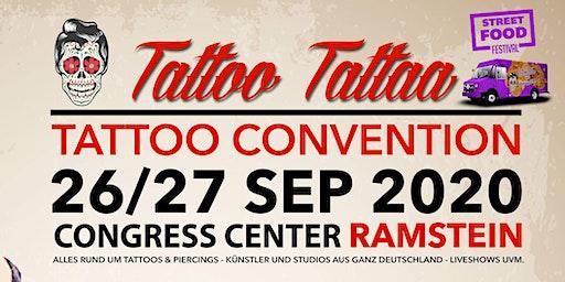 """Tattoo Convention Ramstein """" TattooTattaa"""""""