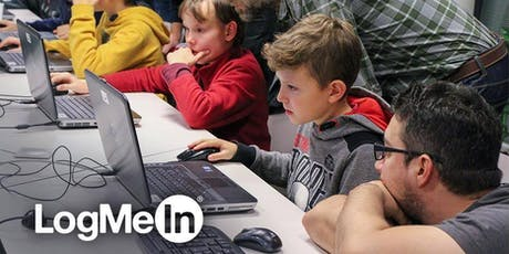 CoderDojo Budapest, @LogMeIn, CodeCombat, 2019 December 16 tickets