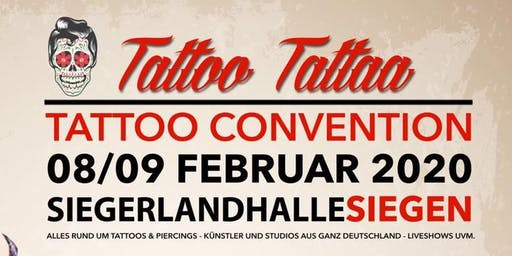 "Tattoo Convention Siegen ""TattooTattaa"""