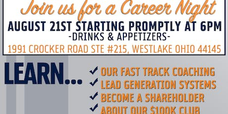 Real Estate Career Night August 2019 tickets