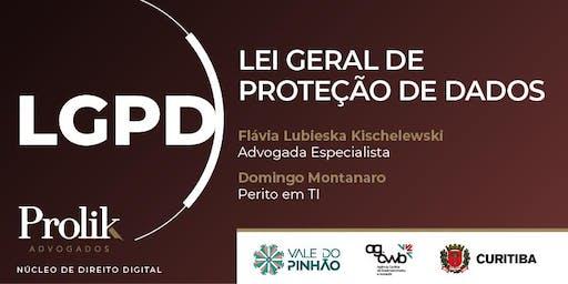 Seminário Lei Geral de Proteção de Dados
