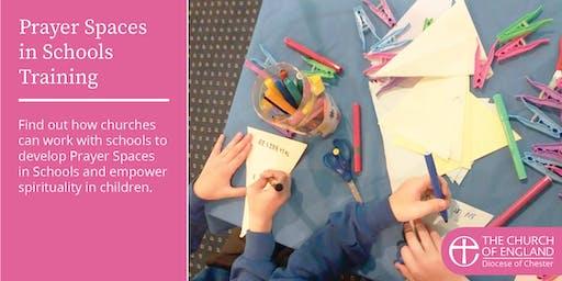 Prayer Spaces in Schools Training