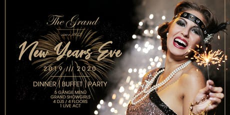 THE GRAND NEW YEARS EVE 2020 Tickets