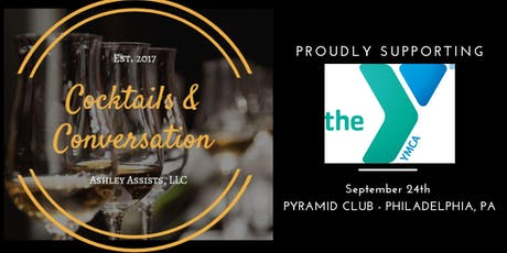 Cocktails and Conversation - Supporting YMCA tickets