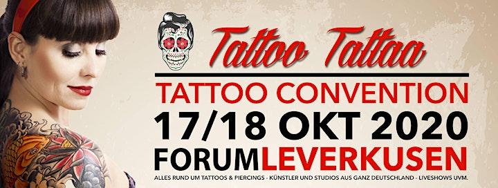 """Tattoo Convention Leverkusen """"TattooTattaa"""": Bild"""