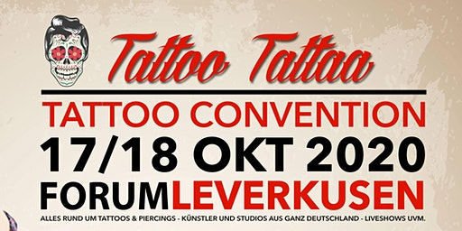 "Tattoo Convention Leverkusen ""TattooTattaa"""