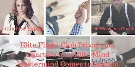 Elite Flight Club London Launch and Elite Mind Mastermind tickets