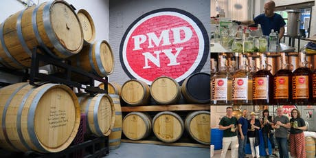The Art of Distilling — Tour, Tasting, & Workshop @ Port Morris Distillery tickets