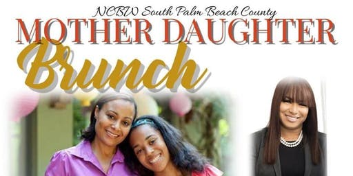 Mother and Daughter Brunch