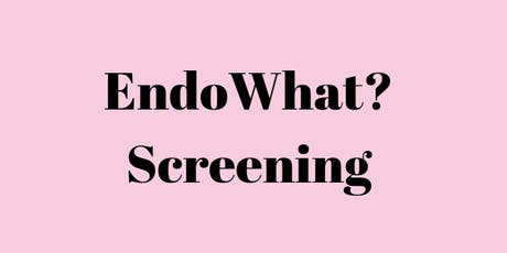 EndoWhat? Screening at The Wing Chicago tickets