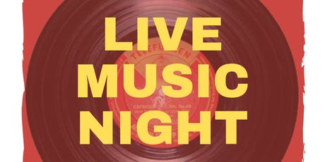 Live Music & Poetry Night - Motown Theme tickets