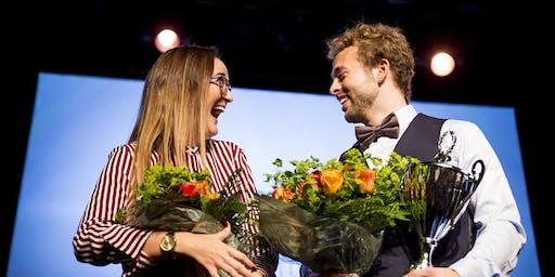 Regional finale i Forsker Grand Prix 2019