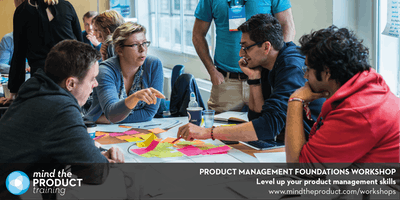 Product Management Foundations Training Workshop - London