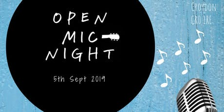 Project B Open Mic tickets
